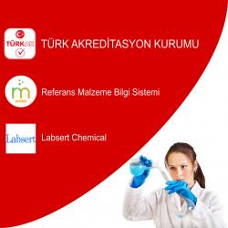 Labsert CRMs in TURKAK Web Site